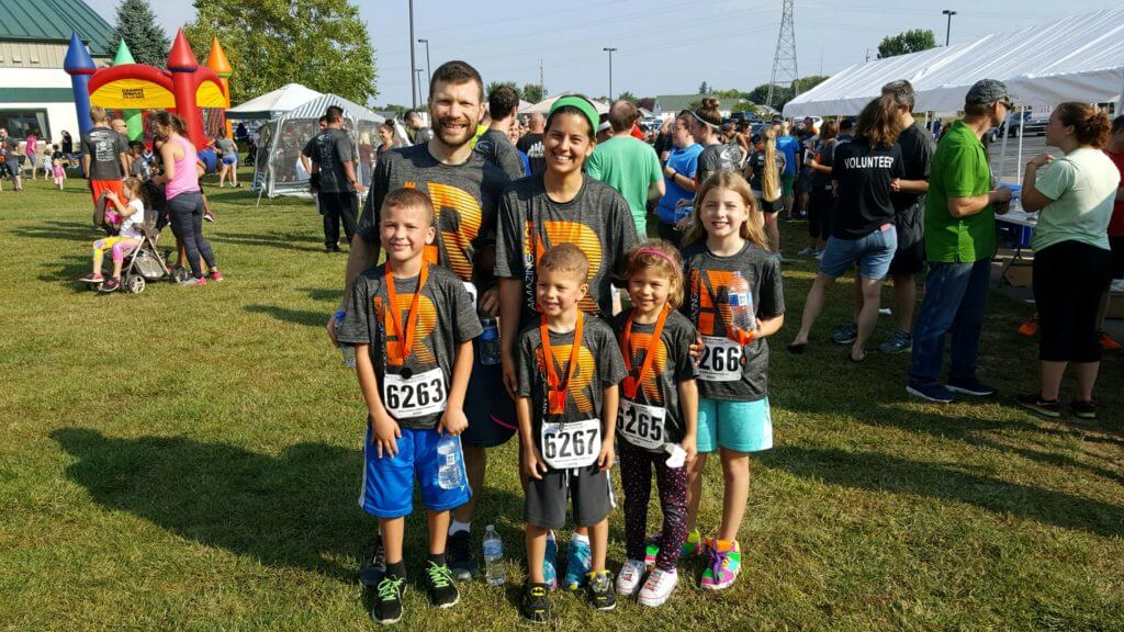 Family, 5K Race, and Silver Beach