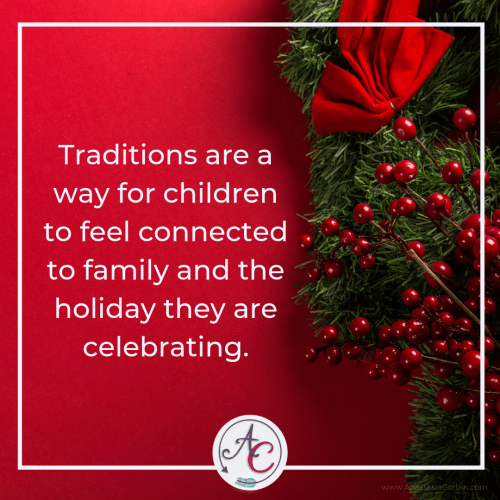 Simple Family Christmas Traditions